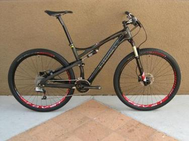 2011 Specialized S-Works Epic 29er, brampton